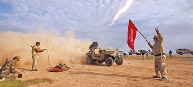 İran Tikrit'e Girdi; IŞİD Direniyor!