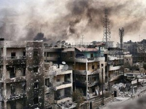 Harabeye Dönen Kent: Halep (FOTO)