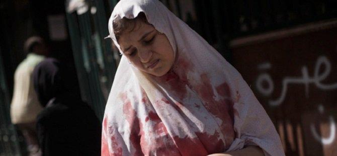 Suriye'de Ölüm Tehdidiyle Yaşamaya Devam