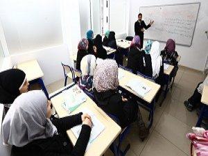 Gaziantep'te Suriyeli Yetimler Okulu