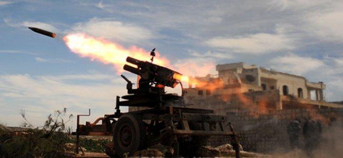 Esed Scud Füzeleriyle Saldırdı: 8 Ölü