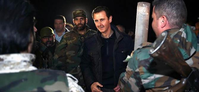 Suriyeli Aleviler Esed Rejimine Sırt Çevirdi