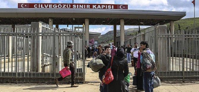 Suriye'ye Açılan Gümrük Kapılarına Düzenleme
