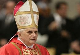 Papa 16. Benedictus İstifa Etti