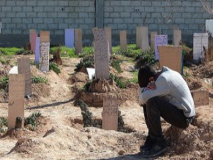 Suriye'de 4 Yılda İnsan Yaşamının Bedeli! (FOTO)