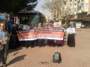 Akhisar Özgür-Der'den Suriye İntifadası'na Destek Eylemi