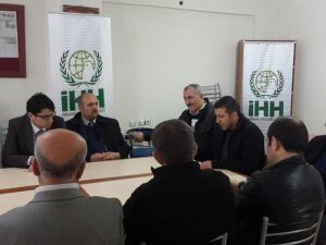 İHH Erbaa: Zulme Karşı Direnişin Yanındayız!