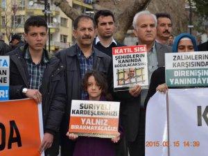 Suriye'deki Direniş Ne Yetimdir Ne de Öksüz