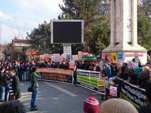 5. Yılına Giren Suriye Direnişi Bingöl'de Selamlandı