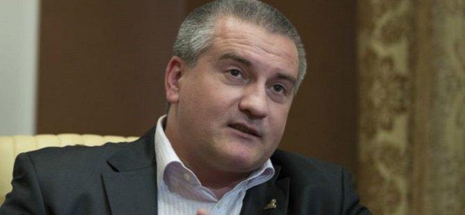 """""""Kırım Bir Daha Asla Ukrayna'ya Bağlanmayacak"""""""