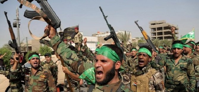 IŞİD'den Alınan Bölgeler Şii Milislerin Kontrolünde