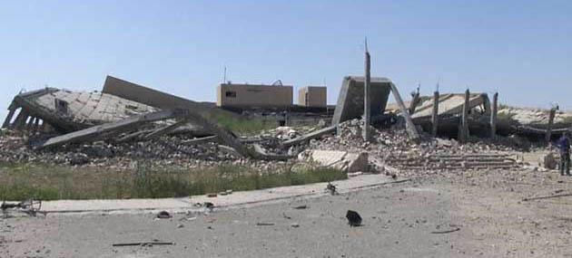 Saddam'ın Tikrit'teki Anıt Mezarı Yıkıldı