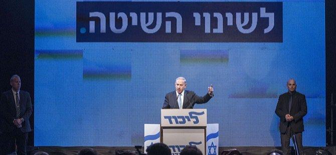 İşgal Devletinin Başbakanı Netanyahu'dan Biden'a Teşekkür