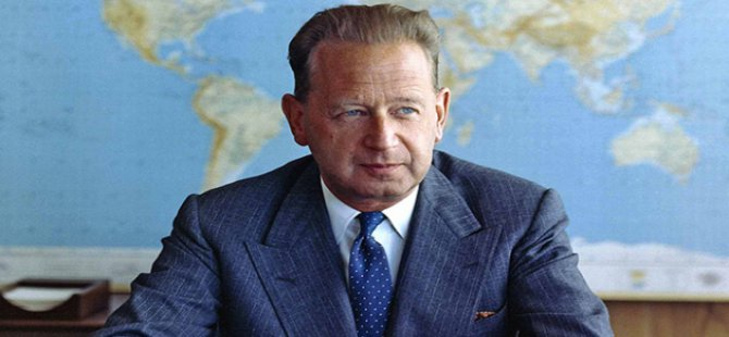 2. BM Genel Sekreterinin Ölümü Soruşturulacak