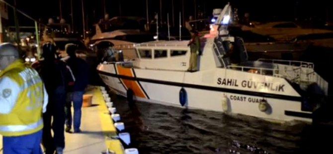 Bodrum'da Mülteci Teknesi Battı: 5 Ölü