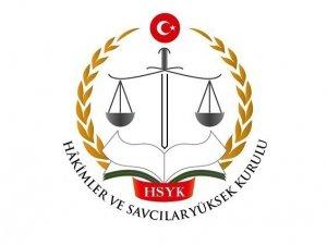 HSYK'da Yeni Hakim ve Savcı Atamaları