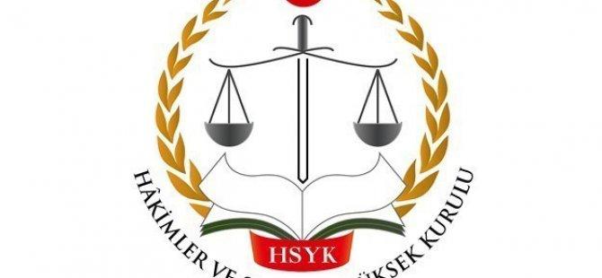 HSYK'dan Meslekten İhraç ve Görevden Alma Kararı