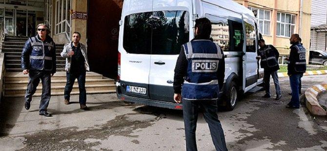 Sivas'ta 7 Emniyet Mensubu Mahkemeye Sevk Edildi