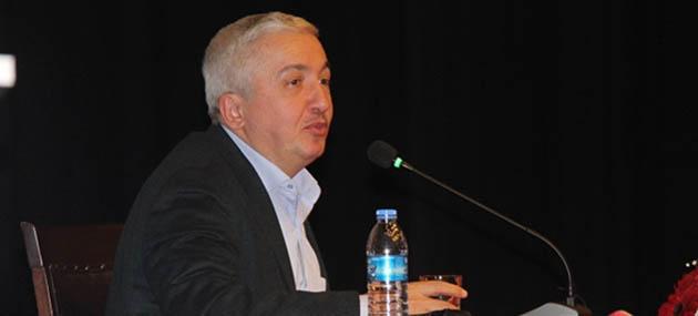 """Amasya'da """"Kur'an'dan Hayata"""" Konferansı"""