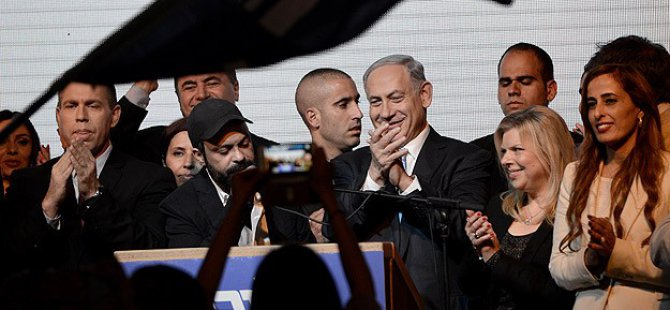Siyonistlerin Seçim Yarışında Netanyahu Önde