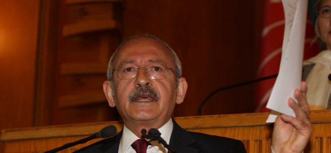 Kılıçdaroğlu'ndan Suriyelileri Gönderme Vaadi
