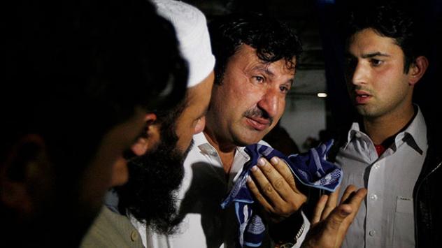 Samiullah Afridi Suikastle Öldürüldü