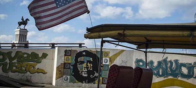 Küba'nın Washington Büyükelçiliği Açılıyor