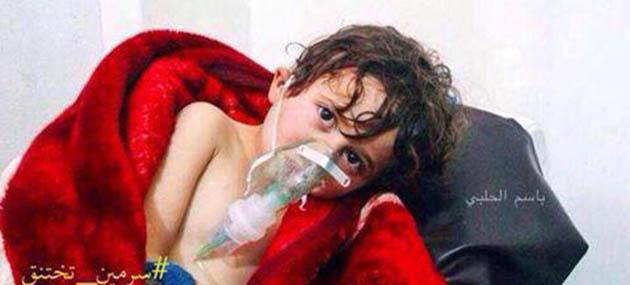 Suriye'deki Klor Gazlı Saldırı Bir Aileyi Topyekûn Yok Etmiş