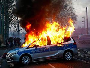 Alman Medyası Frankfurt'a Sağır Kesildi