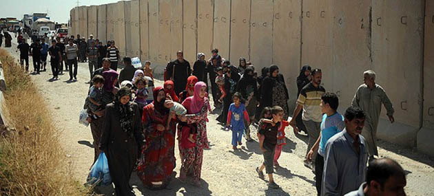 Suriyeli Türkmenler 4 Yıldır Direniyor