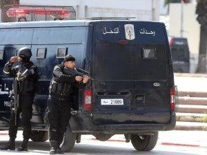 Tunus'ta Ölü Sayısı 22 Oldu