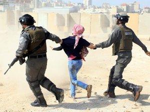 Batı Şeria'da 15 Filistinli Gözaltında