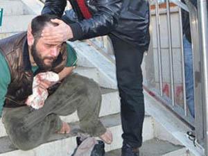 Okmeydanı'nda IŞİD'çi Diye Bir Müslümana Saldırı