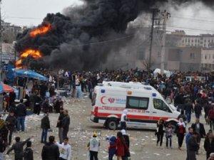 Batman ve Şırnak'ta Maskeli Gruplar Olay Çıkardı (FOTO)