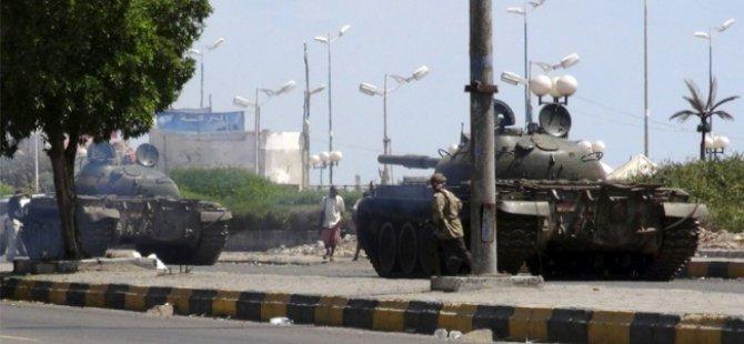 Aden'de Kontrol Hadi Yanlılarında