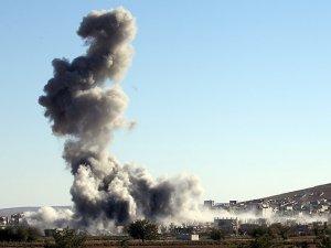 ABD Uçakları Musul'a Hava Saldırısı Düzenledi