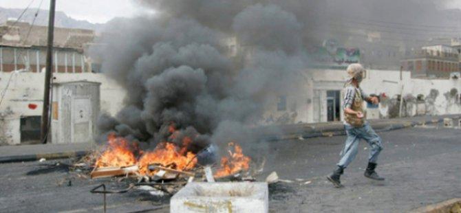 Yemen'de İki Ayrı Saldırı: 8 Ölü