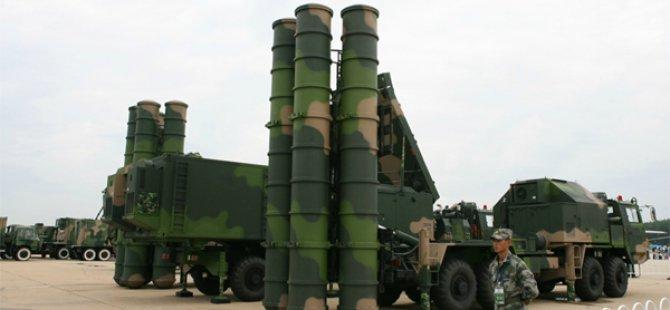 Çin: Füzeler İçin Türkiye İle Anlaştık