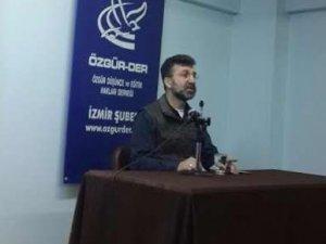 İzmir Özgür-Der'de Yeni Türkiye Tartışmaları Konuşuldu