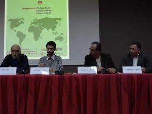 İstanbul Üniversitesi'nde ''Dünü ve Bugünü ile Suriye'' Paneli