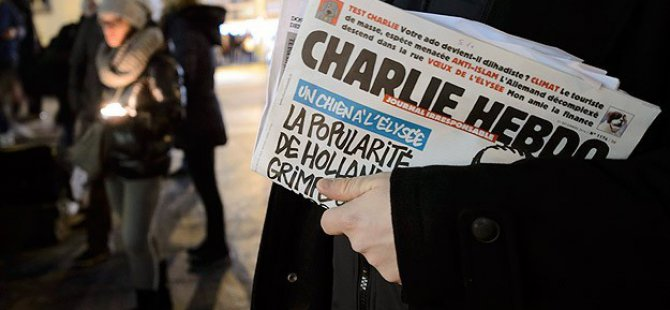 Charlie Hebdo'nun özgürlükte çifte standardı