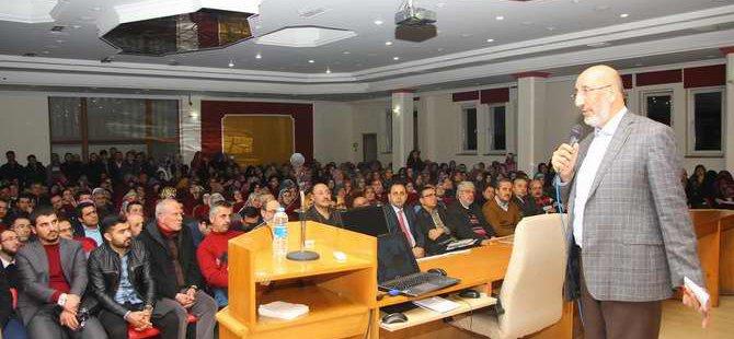 Isparta'da Şehadet Gecesi Düzenlendi