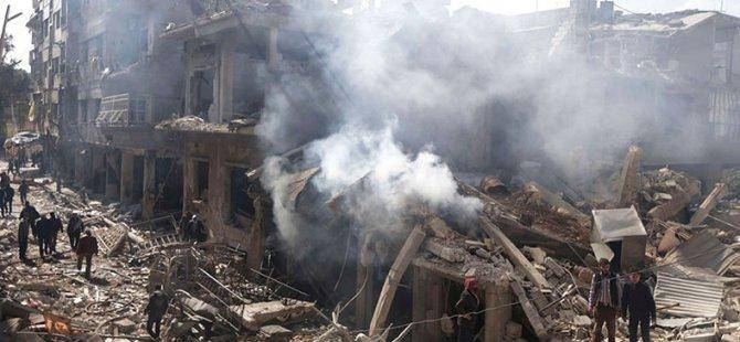 Esed Güçlerinden Dera'ya Füze Saldırısı