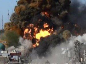 IŞİD'ten Enbar'da Altın Tümen'e Canlı Bomba Saldırısı