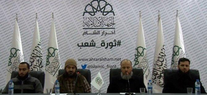 Ahrar ve Sukuruş Şam Grupları Birleşti