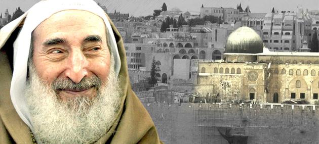 """""""Hamas, Şeyh Ahmed Yasin'in Rüyasını Gerçekleştirdi"""""""