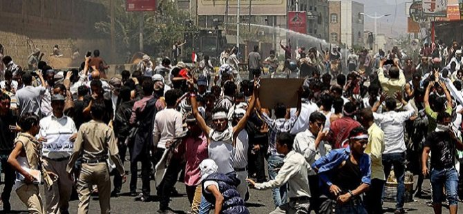 Yemen'den Askeri Müdahale Çağrısı