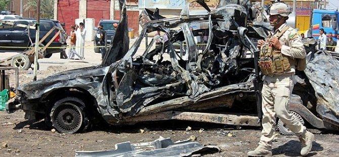 Bağdat'taki Bombalı Saldırılarda 15 Kişi Öldü