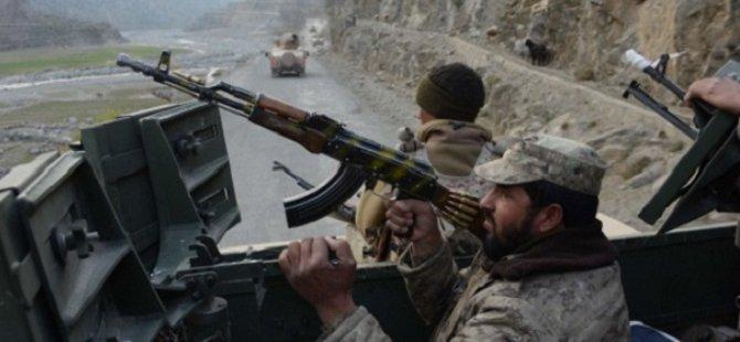 Afganistan'da Yolcu Otobüsüne Saldırı
