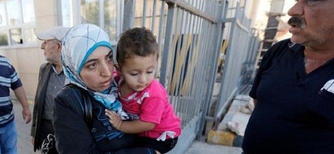 Almanya'da Suriyeli Mültecilere Saldırı!